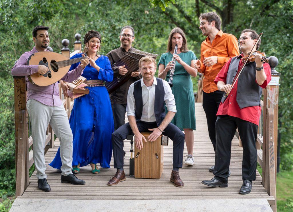 Roland Quester - Ensemble Klänge der Hoffnung