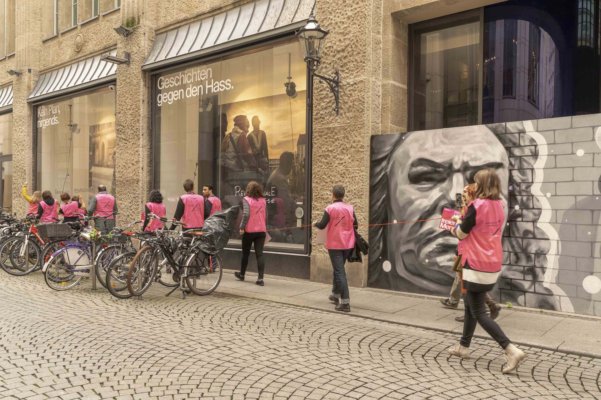 Revolutionale 2019 - Foto: Roland Quester