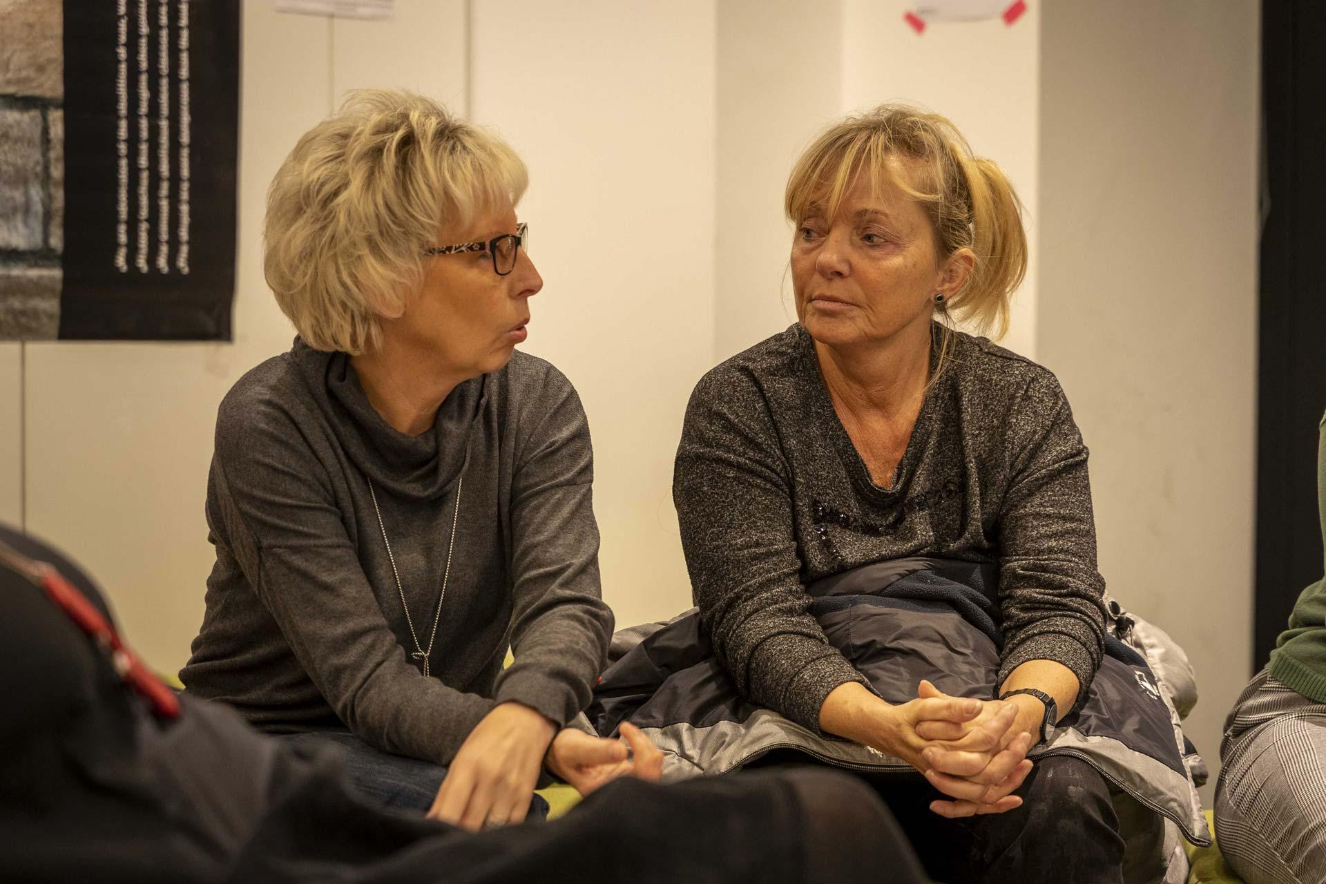 Revolutionale 2019 - Karstadt-Frauen - Foto: Roland Quester